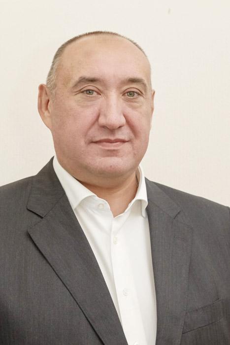 Олег Павлович Морозов