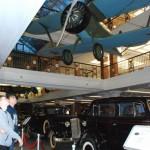 В музее военной техники