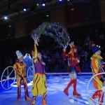 Ледовое шоу и Динолэнд
