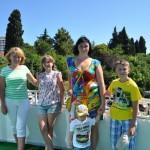 семьи подводников