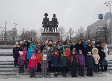 Рождественские каникулы подводников в Екатеринбурге