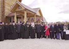 Фонд закончил строительство православного храма в главной базе подводников Гаджиево